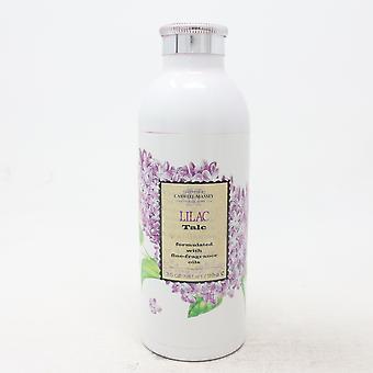 Caswell-Massey Lilac Talc  3.5oz/100g New