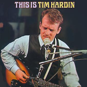 Tim Hardin - This Is Tim Hardin [CD] USA import
