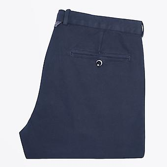 Circolo 1901  - Stretch Drawstring Trousers - Dark Navy