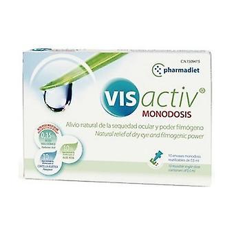 Vis Activ Single-dose 10 units