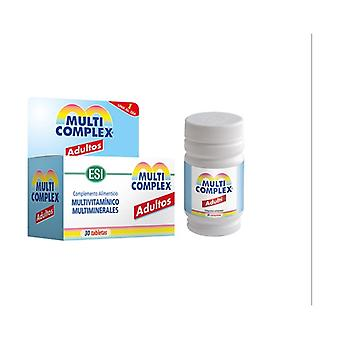 Adult multicomplex 30 tablets