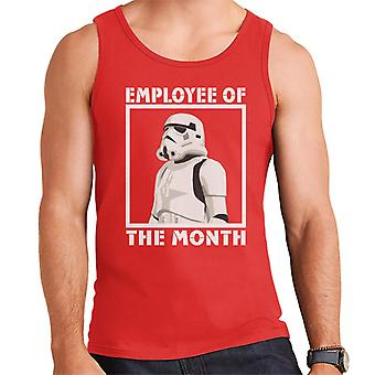 Star Wars Stormtrooper Empleado del Mes Hombres's Chaleco
