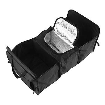 Collapsible Luggage Room Box - Black
