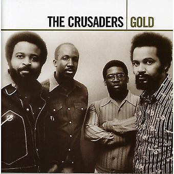 Crusaders - Gold [CD] USA import