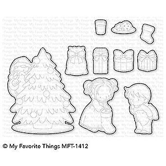 Le mie cose preferite segreto Babbo Natale-Namics