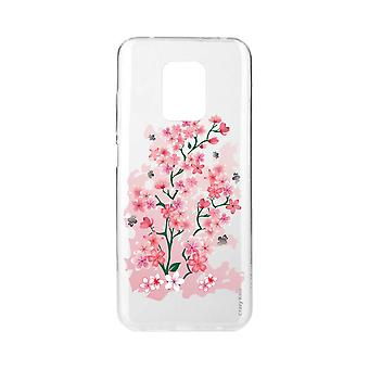 Scafo per Xiaomi Redmi Note 9 Pro Soft Cherry Blossoms