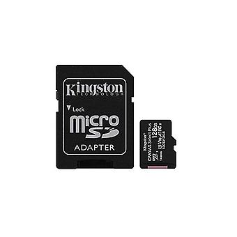 Kingston 128Gb Microsd Sdhc Sdxc Class10 Uhs I Memory Card