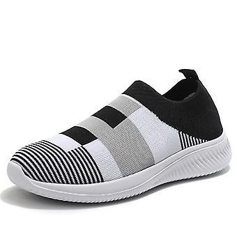 Mickcara kvinnor's tgv19500 slip-on loafer