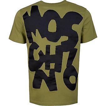 Moschino Couture Patch Logo T-Shirt