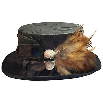 Nemesis nyt - voodoo healer's hat - steampunk muoti