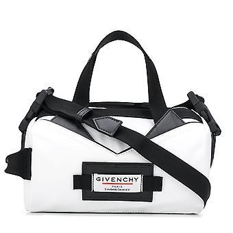 Givenchy Ezcr018011 Hombres's bolso de hombro de cuero blanco