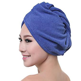 Women Bathroom Towels - Microfiber After Bath Hair Towels For Adults