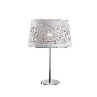 1 Lichte Tafellamp Crème, E27