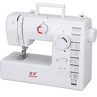 Fhsm-705 Mini Electric Multifunction Sewing Machine 59 Points