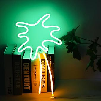 Hanging Visual Sign Lamp For Decorative Artwork