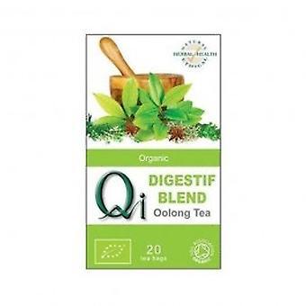 Qi - Organic Digestif Oolong Tea 20bag