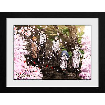 Tokyo Ghoul: RE Sakura Blossom Collector Print