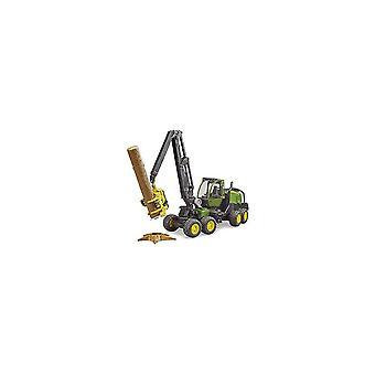 Bruder - John Deere 1270G Harvester puunrungoilla 1:16 02135