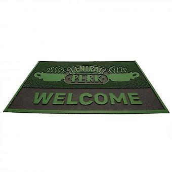 Friends Rubber Doormat