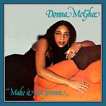 Mcghee,Donna - Gjør det vare evig [Vinyl] USA import