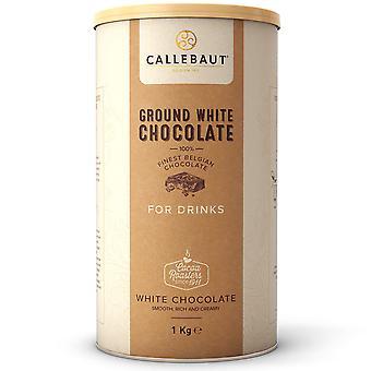 Callebaut Ground White Chocolate For Drinks