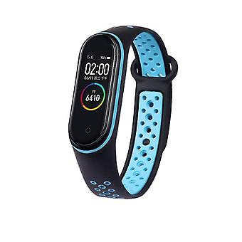 Sangle respirable pour Xiaomi Mi Band 3/4 Bracelet bracelet smart watch
