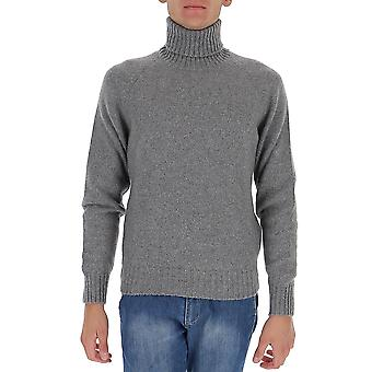 Tom Ford Bvg50tfk320k05 Men's Grey Cashmere Sweater