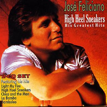 High Heel Sneakers-His Greatest Hits [CD] USA import