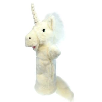 The Puppet Company Long Sleeved Glove Puppet Unicorn