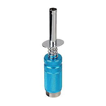 Azul T10018 Cabeçalho Brilhante Plug Starter Igniter Liga de alumínio para RC Modelo Carro