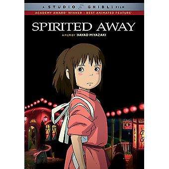 Spirited Away [DVD] USA import