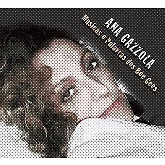 Ana Gazzola - Musicas E Palavras Dos Bee Gees [CD] USA import
