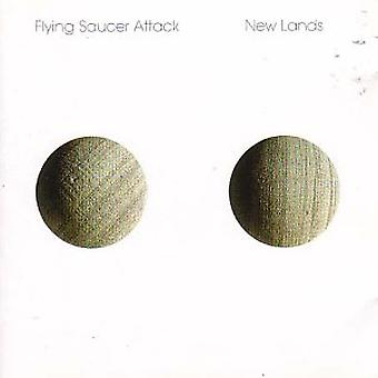 Flying Saucer Attack - New Lands Vinyl