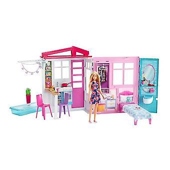 Nukkekoti Mattel Barbie