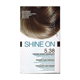 Shine On 5.38 Light Brown Chocolate Hair Coloring Treatment 1 unit