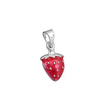 Pendant Strawberry Silver 925