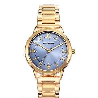 Mark maddox watch pink gold mm7012-35