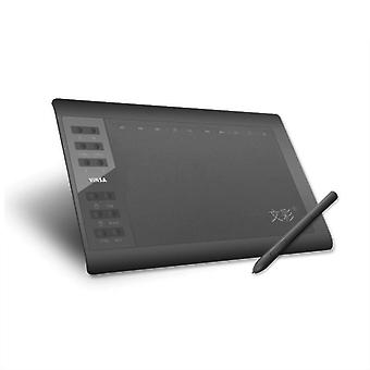 Digitale Malerei Tablet, Micro Usb Signatur Grafik Zeichnung Stift Tablet