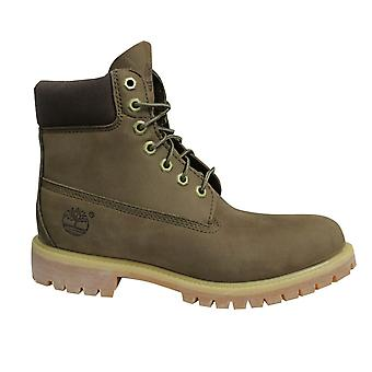 Timberland 6 Inch Green Brown Nubuck Leather Lace Up Mens Boots 6131R Timberland 6 Inch Green Brown Nubuck Leather Lace Up Mens Boots 6131R Timberland 6 Inch Green Nubuck Leather Lace Up Mens Boots 6131R Timberland
