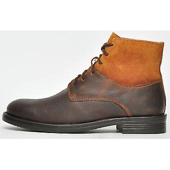 Frank Wright ARC Leather Tan Leather / Brown Sole