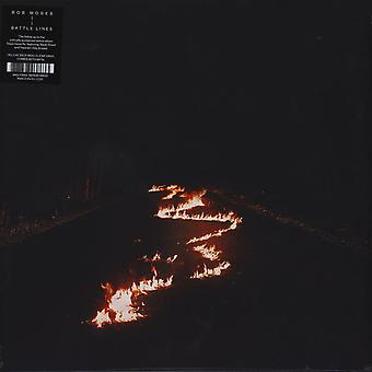 Bob Moses ‎– Battle Lines Limited Edition Clear Vinyl