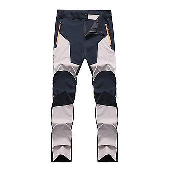 Tactical Waterproof Pants, Men Cargo Spring Summer Quick Dry Trousers