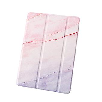 Marble Printed Pu Leather Smart Cover For Ipad 9.7