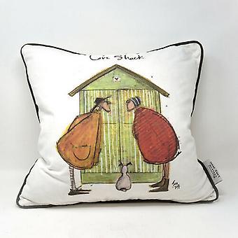 Sam Toft Love Shack Feather Filled Cushion