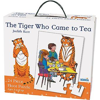 University Games Tiger Who Came to Tea 24pc Floor Puzzle