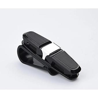 Auto Sunglasses, Sun Visor, Clip Holder For Car Accessories