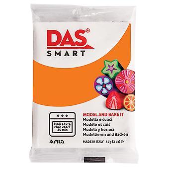 DAS 321006 Smart Oven-Bake Clay 57g (2x 28.5g) Orange
