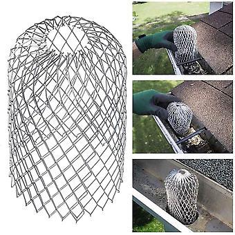 Gardening Tools Equipment, Gutter Guard Drain Floor, Stainless Steel, Filter