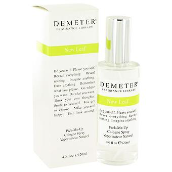 Demeter New Leaf Cologne Spray By Demeter 4 oz Cologne Spray