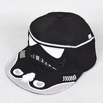 High Quality Embroidery Breathable Hip Hop Cartoon Style Cap For Adult